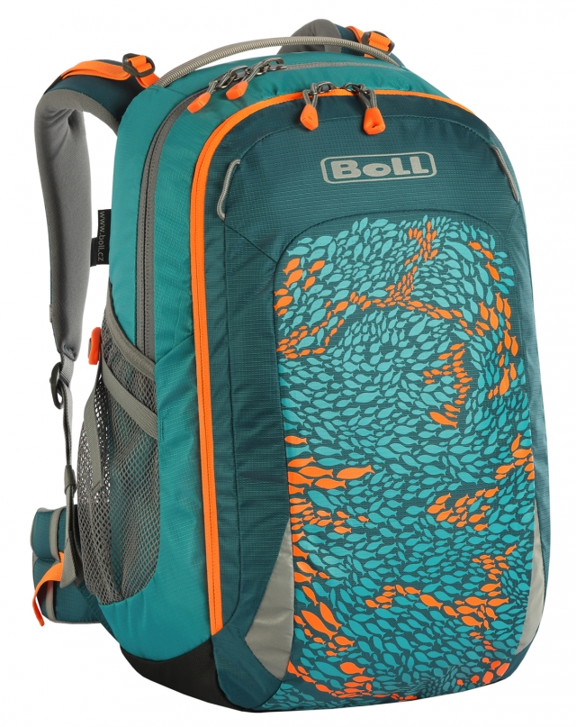 Boll Smart 22 TEAL - Fish